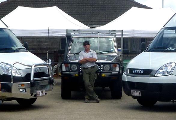 Trucks and Vans